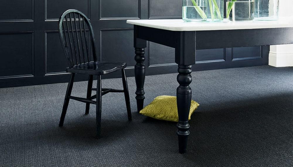 Luxury Black Carpets