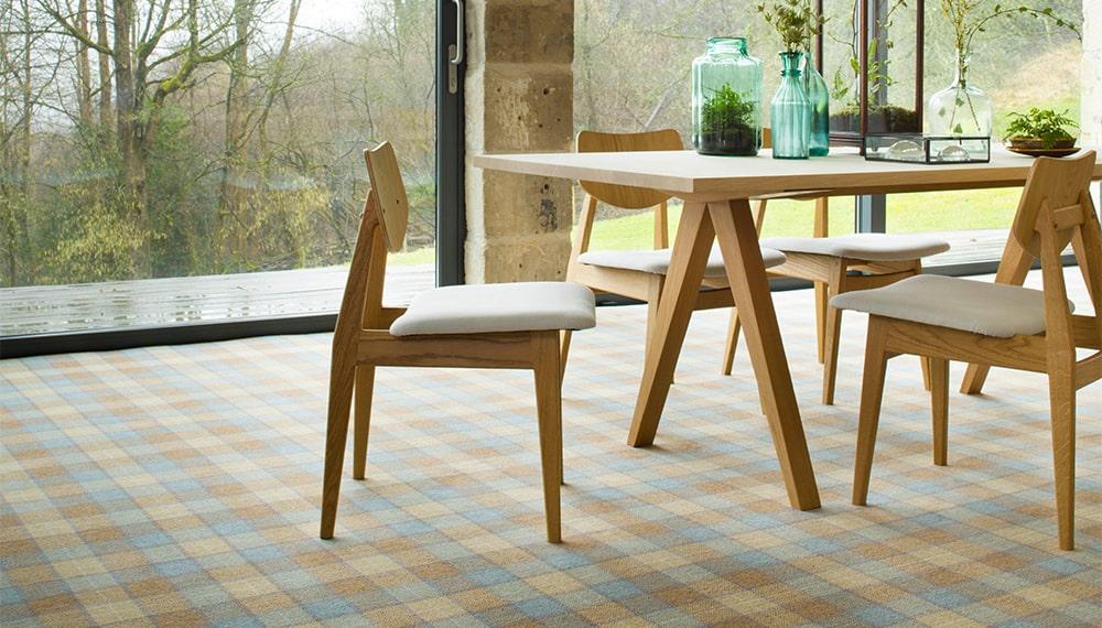 Checked/Tartan Carpets