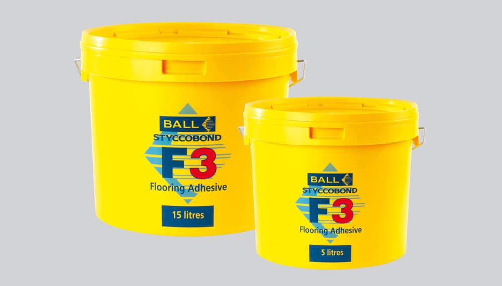 F Ball & Co Carpet Adhesives