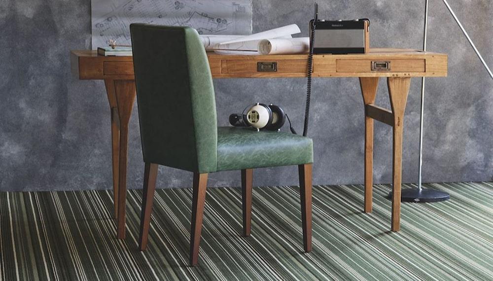 Luxury Green Carpets