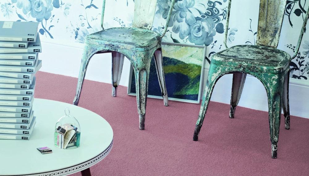 Luxury Purple Carpets