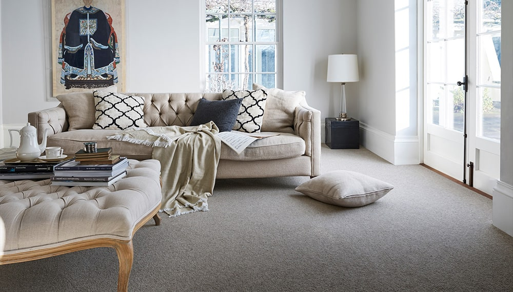100% Wool and Wool Mix Carpets