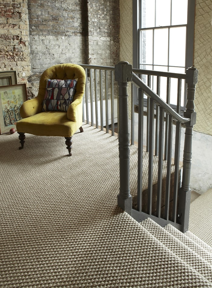 Stairs & Landing Carpet Remnants