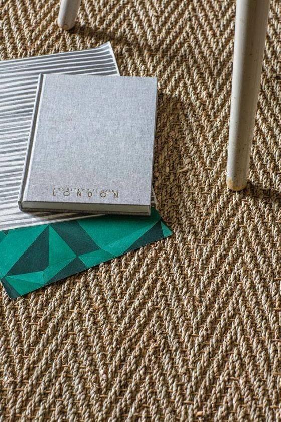 Seagrass Carpet Remnants